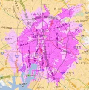 名古屋WiMAX2+566